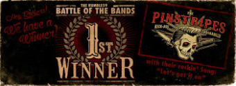 The Pinstripes - The Rumble 59 - Battle of the Bands